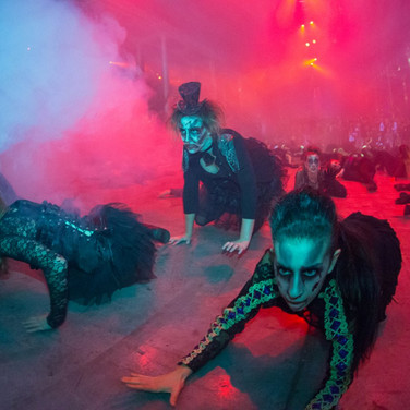 Vision Dance CoThriller Nights Production
