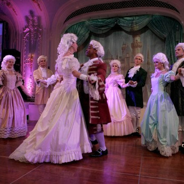 Vision Dance Co's Cinderella's Ball Show