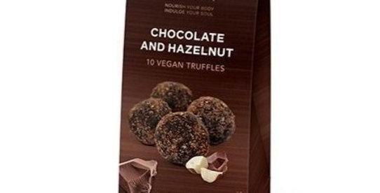 Nouri Vegan Chocolate & Hazelnut Truffles