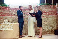 Wine ceremony by Karlina Independent Celebrant