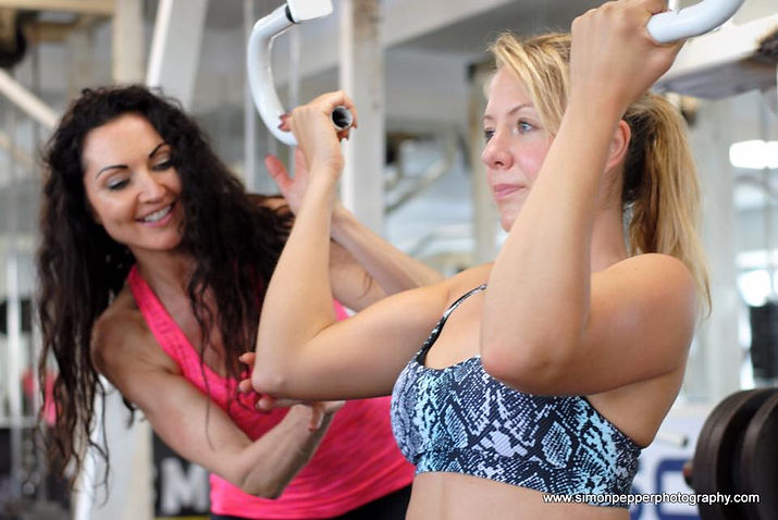 Livia Francis Personal Trainer at The Me