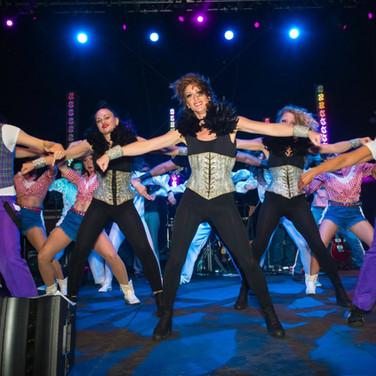 Vision Dance Co entertaining dance show
