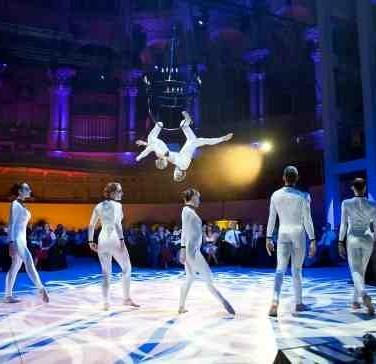 Vision Dance Co's Cinderella performance