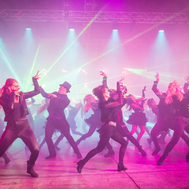 Vision Dance Co Thriller Nights Production