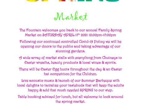Family Spring Market