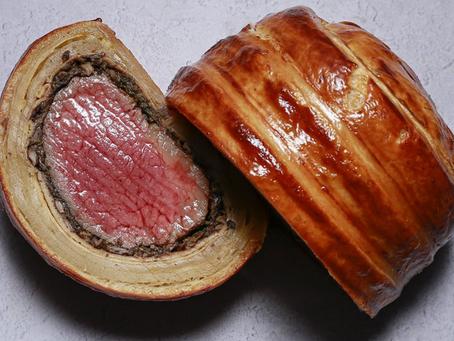Brilliant British Beef-Wellington