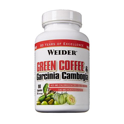 Green Coffee + Garcinia Cambogia 90caps
