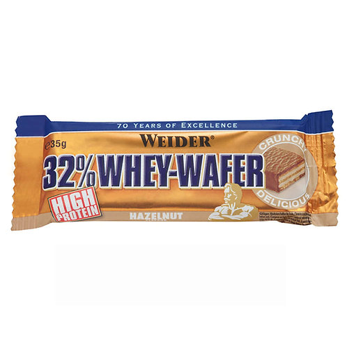 32% Whey Wafer Bar 35gr
