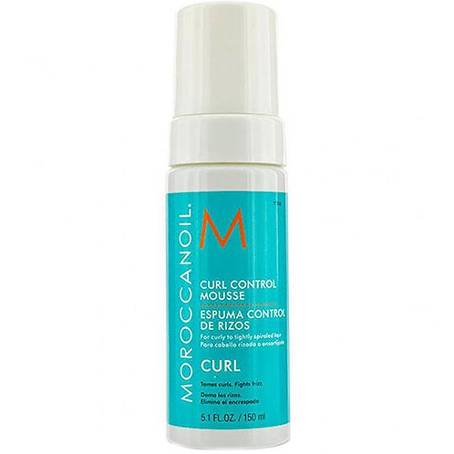 Spumă Moroccanoil Curl Control pentru controlul buclelor 150ml