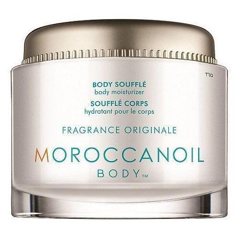 Moroccanoil body souffle - cremă ușoară pentru corp 190ml
