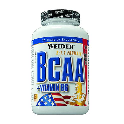 BCAA + Vitamina B6 130 tablete