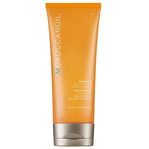 Șampon Moroccanoil Pentru Hidratare Și Strălucire Cu Aromă De Portocală 200ml