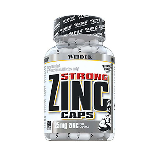 Strong Zinc 120caps