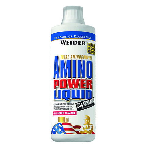 Amino Power Liquid 1L Aminoacizi lichizi