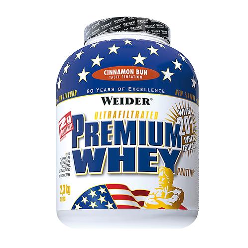 Premium Whey 2.3 kg Supliment proteic din zer