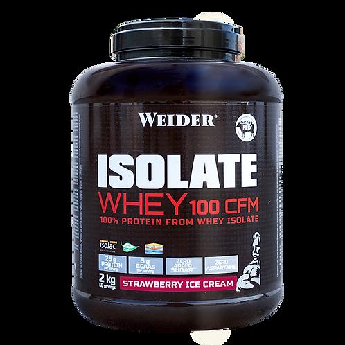 Isolate Whey 100 CFM 2kg Izolat proteic din zer