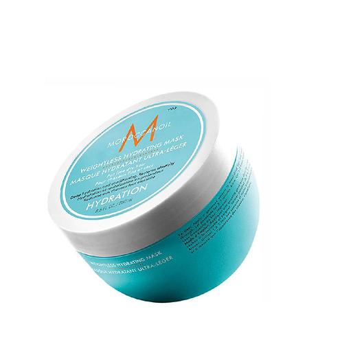 Mască Moroccanoil Light Hidratantă pentru păr fin sau blond 250ml
