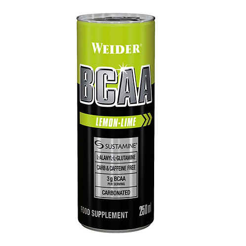 BCAA RTD 250ml Bautura carbogazoasa cu BCAA