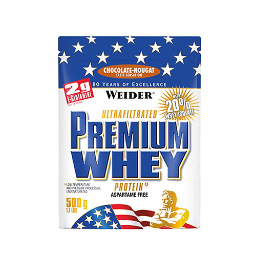 Premium Whey 500g Pudra proteica din zer