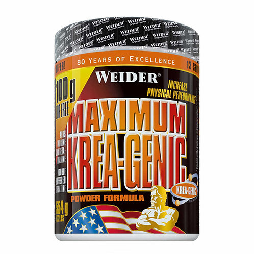Maximum KREA-GENIC Powder 554gr