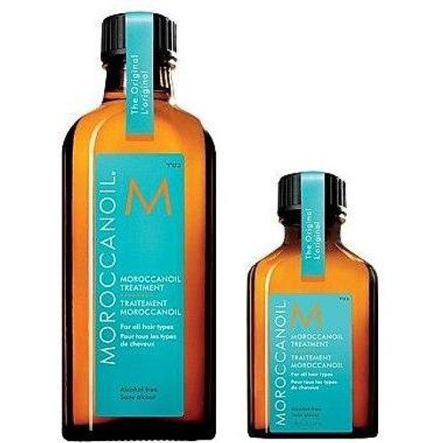 Moroccanoil Set On The Go Duo Tratament 100ml+25ml