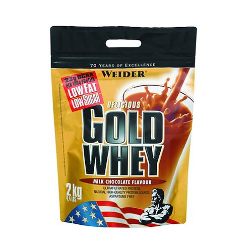 Gold Whey 2 kg Proteine din zer