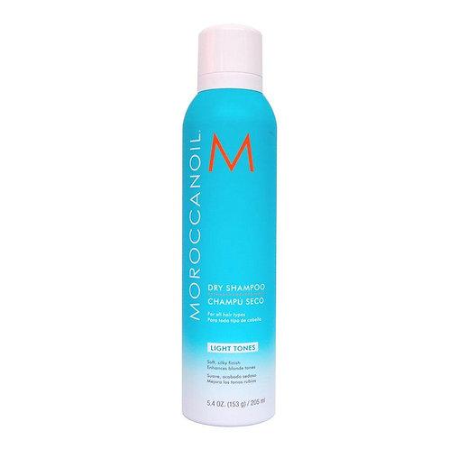 Șampon Uscat Moroccanoil Light Tone Hair pentru par deschis la culoare 205ml