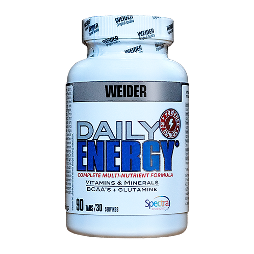 Daily Energy Complex multivitamine și minerale