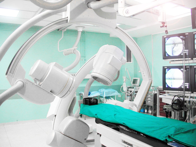 Forschungsinstitut für Neurochirurgie Burdenko in Moskau