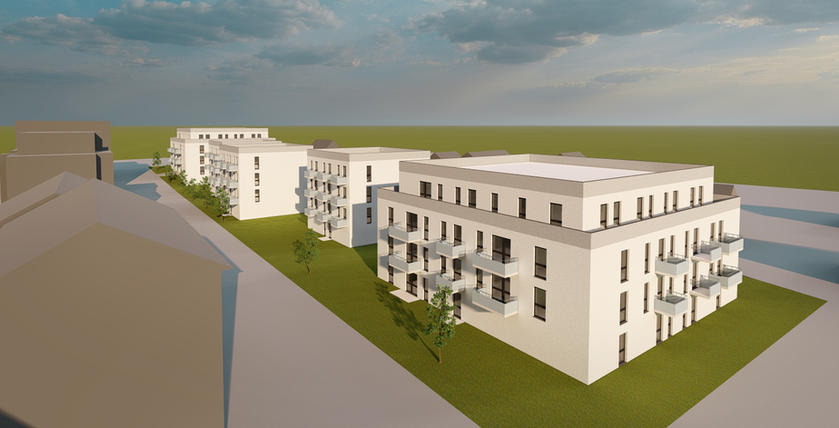 3D Visualisierung fca consult Architekten