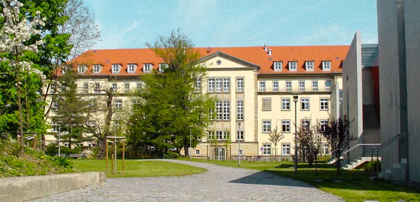 Universitätsklinikum Dresden Haus 29 Orthopädie fca Architekten Fassadenplanung