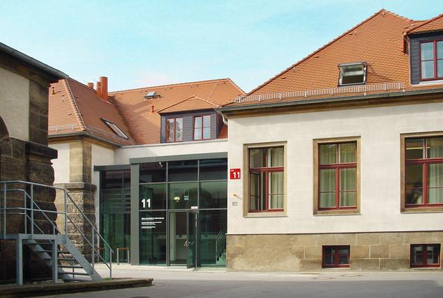 HNO-Klinik Haus 11 UK Dresden fca Architekten