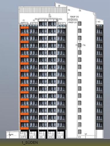 fca Architekten Planung Sanierung Wohngebäude Bästleinstraße