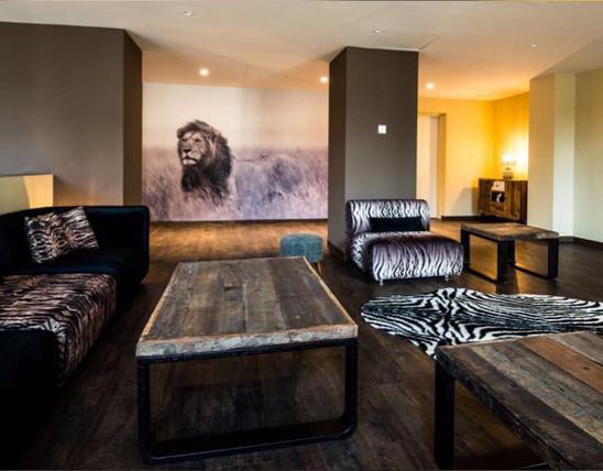 Ringmessehaus Leipzig Lounge Travel 24 Hotel fca