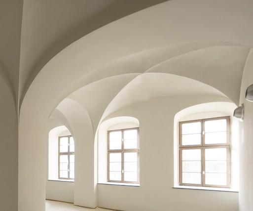 Reussisches Rutheneum Gera Sanierung Schulgebäude Gewölbe fca