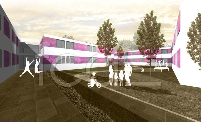 Flüchtlingsunterkünfte Berlin Studie fca GmbH Architekten