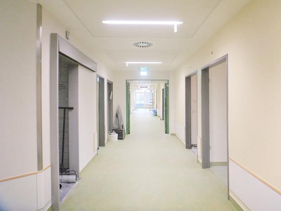 Herzzentrum Dresden Innenansicht