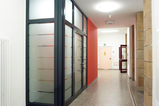 Plastische Chirurgie H11 UKD fca Architekten