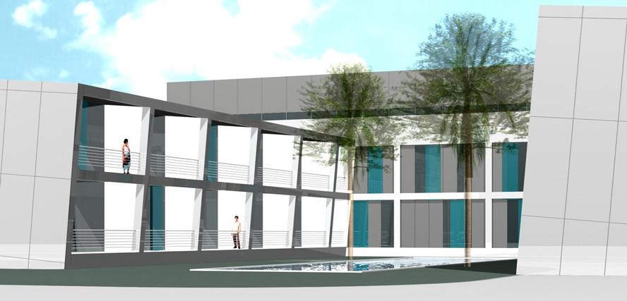 Kardiologisches Zentrum Pavlodar fca Architekten