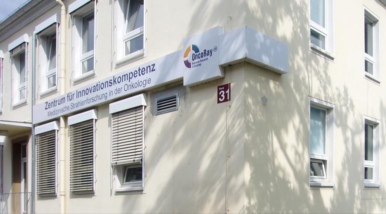 H31 Onkologische Forschung Neubau Dresden fca Architekten