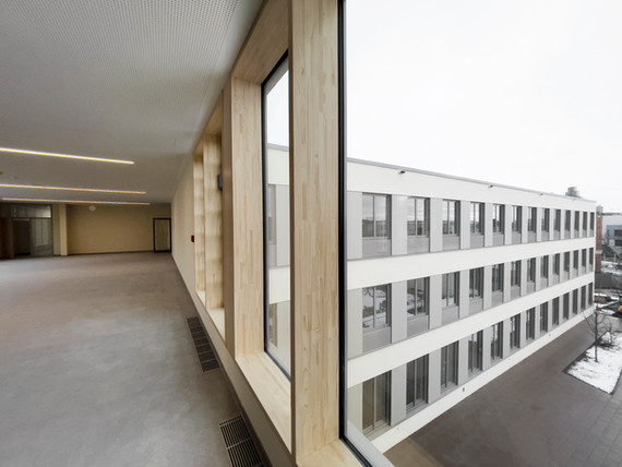 CRG Neubau P-R-Fassade Alu Holz fca Architek