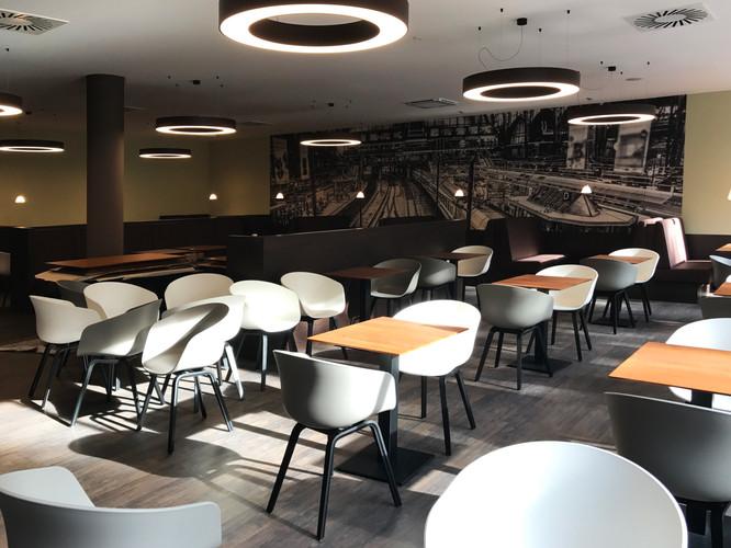 Ringmessehaus Leipzig Restaurant Travel 24 Hotel fca