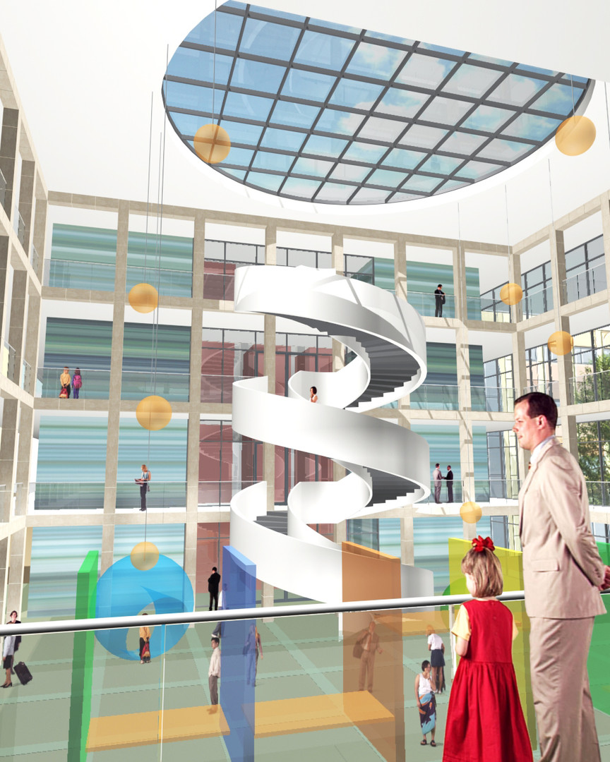 Kinder-Rehabilitations-Zentrum Bakulev fca Architekten