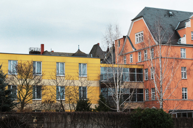 "Altenpflegeheim ""Seniorendomizil Spätsommer"" Naumburg fca"