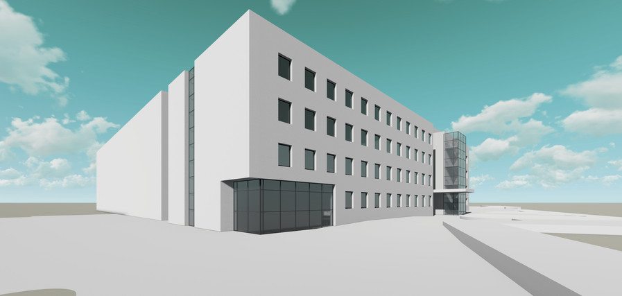 Diakonissenkrankenhaus Dresden fca Außenansicht
