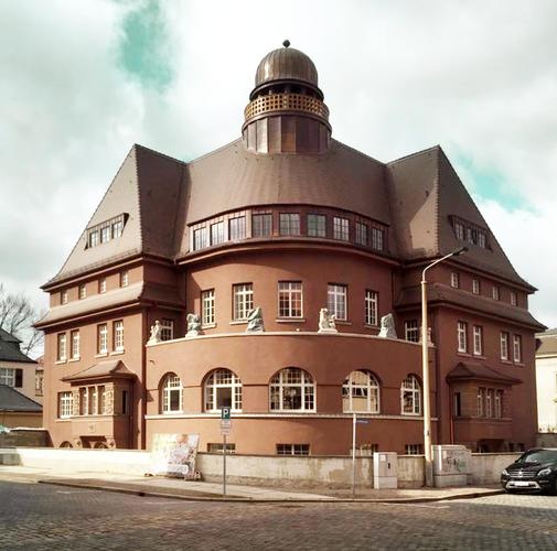 Villa Hupfeld Leipzig fca
