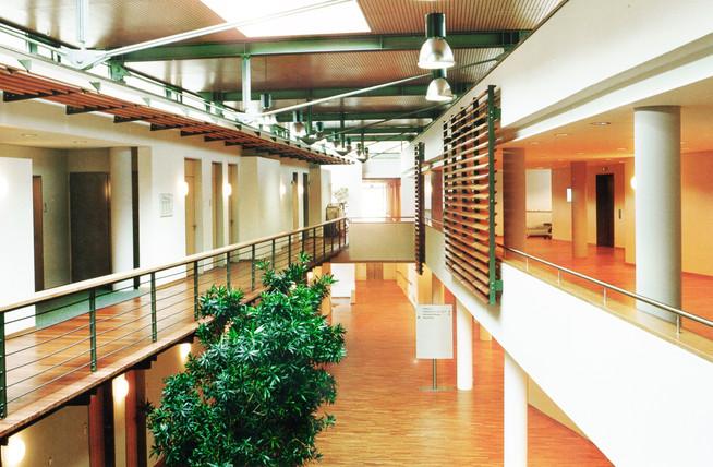 Fachklinik für Neurologie Hilchenbach fca Architekten