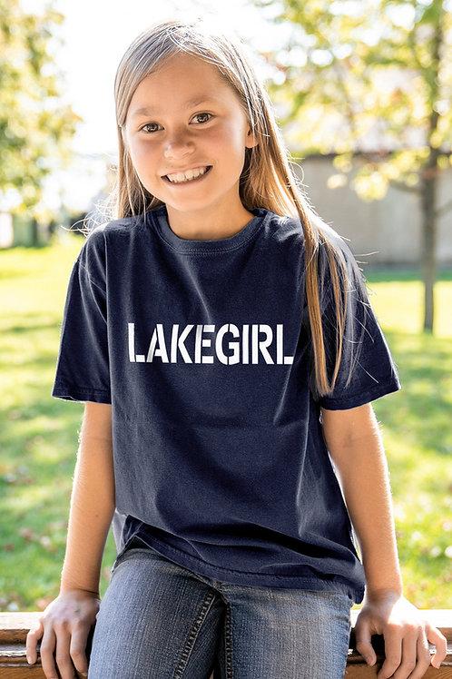 Lakegirl Simply Youth Tee