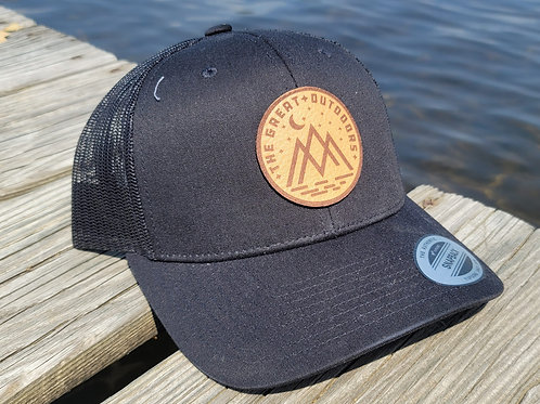 Great Outdoors Mountain Snapback