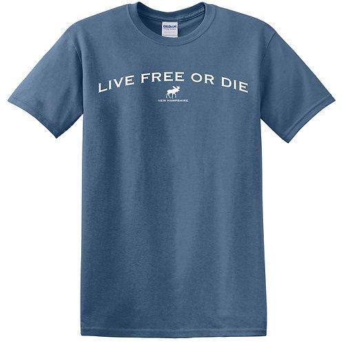 Live Free or Die Tee
